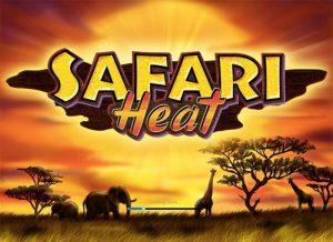 เกมสล็อตออนไลน์ SAFARI HEAT